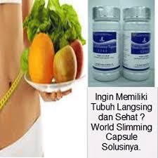 obat herbal pelangsing badan alami